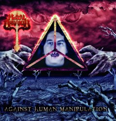 MENTAL APRAXIA - Against Human Manipulation CD Brutal Death Metal