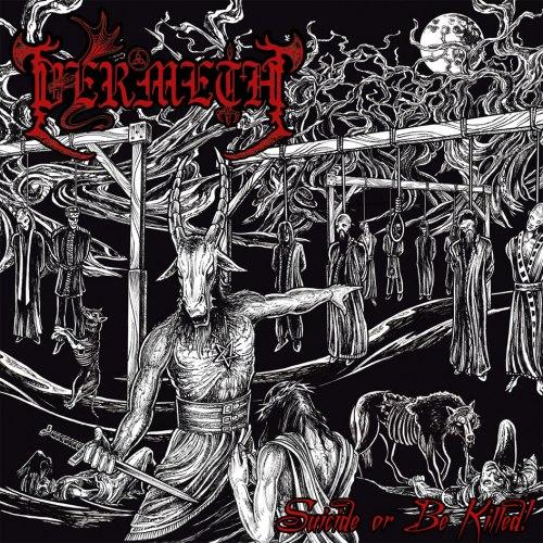 VERMETH - Suicide or Be Killed! CD Black Metal