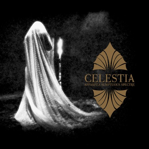 CELESTIA - Apparitia Sumptuous Spectre CD Melancholic Metal