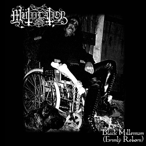 MUTIILATION - Black Millenium (Grimly Reborn) CD Black Metal
