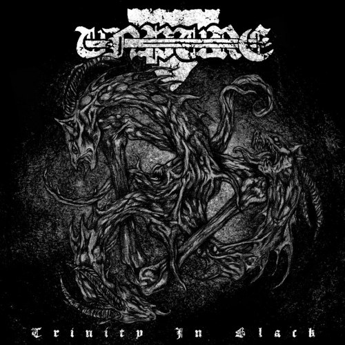 UNPURE - Trinity in Black CD Black Metal