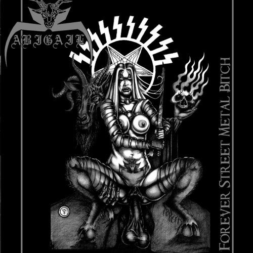 ABIGAIL - Forever Street Metal Bitch CD Black Thrash Metal