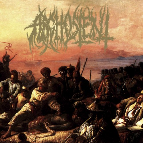 ARGHOSLENT - Incorrigible Bigotry Digi-CD Blackened Metal