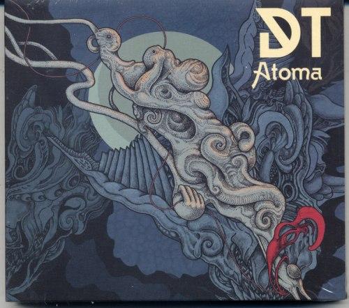DARK TRANQUILLITY - Atoma Digi-2CD MDM