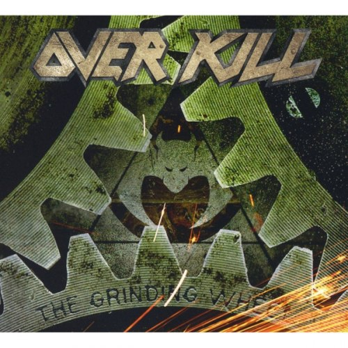 OVERKILL - The Grinding Wheel Digi-CD Heavy Thrash Metal