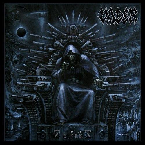 VADER - The Empire Digi-CD Death Thrash Metal