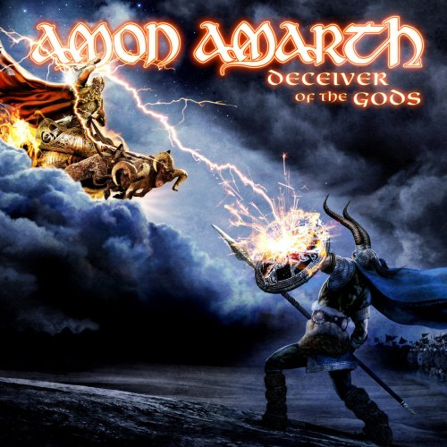 AMON AMARTH - Deceiver Of The Gods Digi-CD MDM