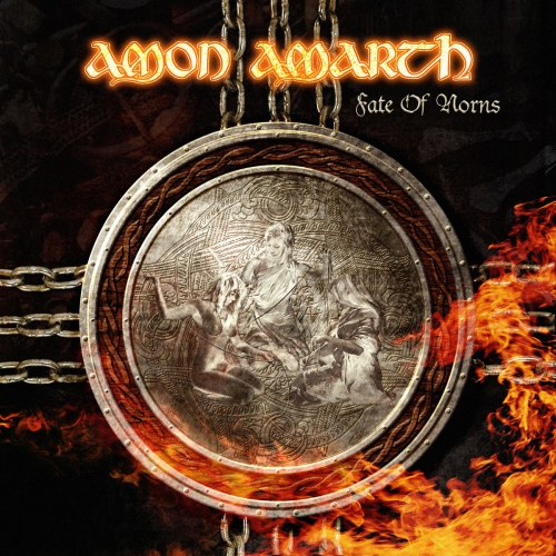AMON AMARTH - Fate of Norns CD MDM