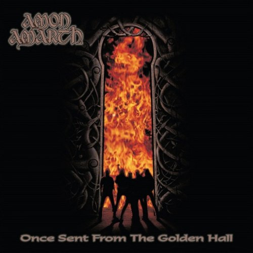AMON AMARTH - Once Sent From The Golden Hall CD MDM
