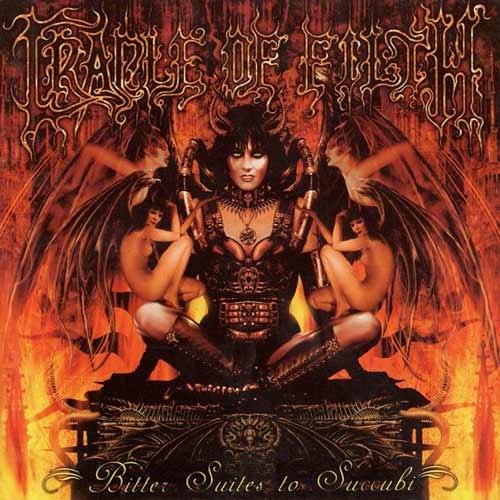 CRADLE OF FILTH - Bitter Suites To Succubi CD Symphonic Metal