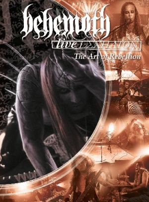 BEHEMOTH - Live ΕΣΧΗΑΤΟΝ - The Art Of Rebellion DVD Blackened Death Metal