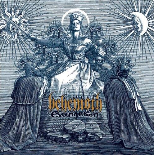 BEHEMOTH - Evangelion Digi-CD+DVD Black Death Metal
