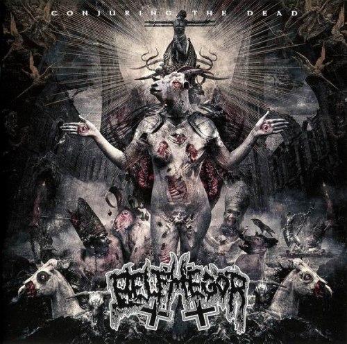 BELPHEGOR - Conjuring The Dead CD Black Death Metal