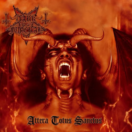 DARK FUNERAL - Attera Totus Sanctus CD Black Metal