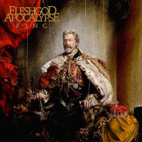 FLESHGOD APOCALYPSE - King CD Death Metal
