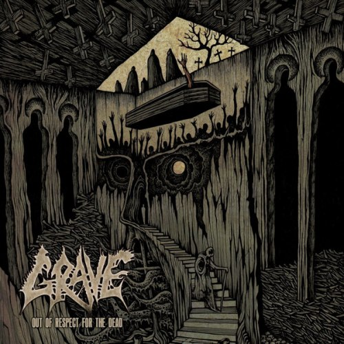 GRAVE - Out Of Respect For The Dead CD Death Metal