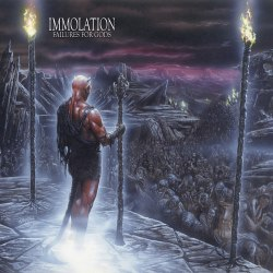 IMMOLATION - Failures For Gods CD Death Metal