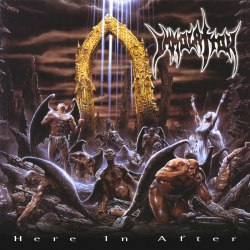 IMMOLATION - Here in After CD Death Metal