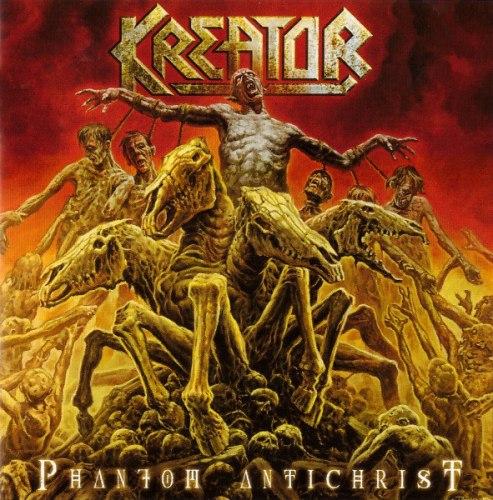 KREATOR - Phantom Antichrist CD Thrash Metal