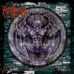 MARDUK - Nightwing CD Black Metal