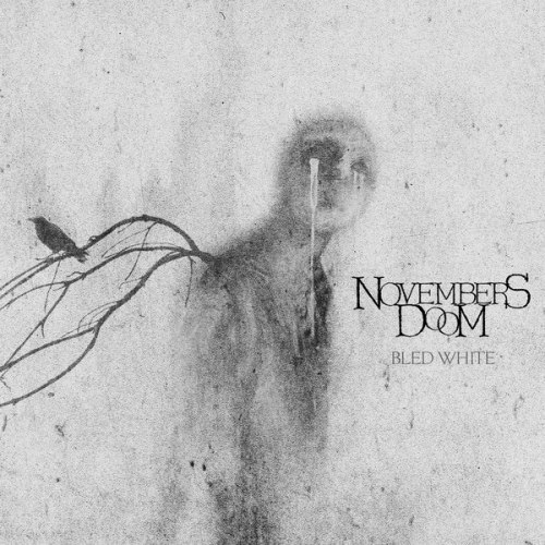 NOVEMBERS DOOM - Bled White Digi-CD+DVD Doom Metal