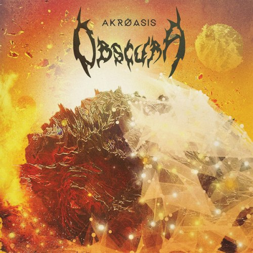 OBSCURA - Akróasis CD Progressive Technical Death Metal