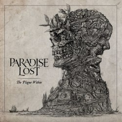 PARADISE LOST - The Plague Within CD Doom Death Metal