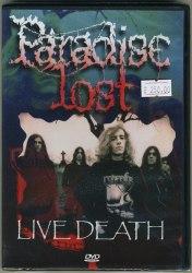 PARADISE LOST - Live Death DVD Doom Death Metal