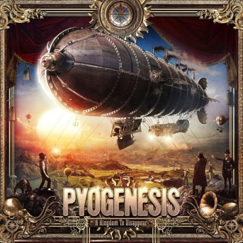 PYOGENESIS - A Kingdom To Disappear CD Heavy Metal