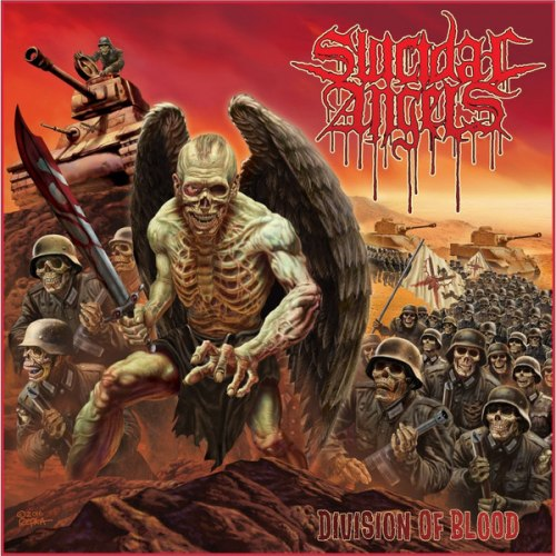 SUICIDAL ANGELS - Division Of Blood CD+DVD Thrash Metal