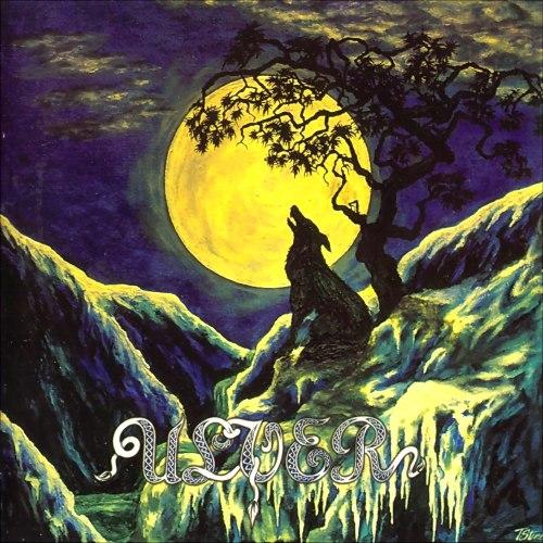ULVER - Nattens Madrigal - Aatte Hymne Til Ulven I Manden CD Black Metal