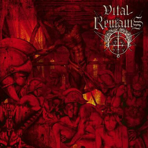 VITAL REMAINS - Dechristianize CD Death Metal