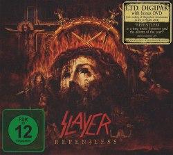 SLAYER - Repentless Digi-CD+DVD Thrash Metal