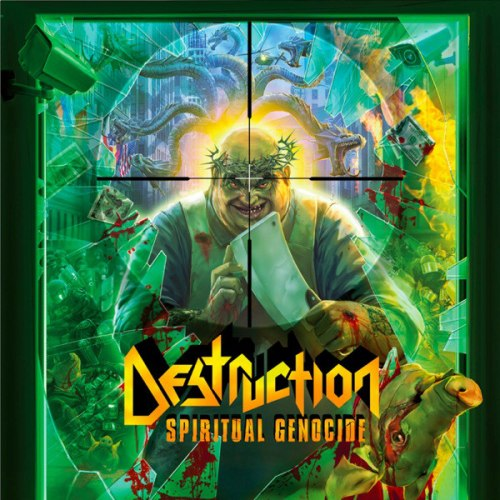 DESTRUCTION - Spiritual Genocide CD Thrash Metal