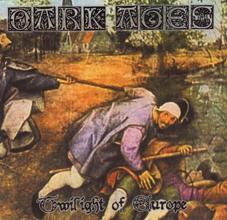 DARK AGES - Twilight Of Europe CD Dark Ambient
