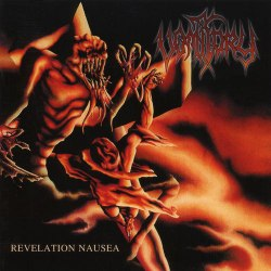 VOMITORY - Revelation Nausea CD Death Metal