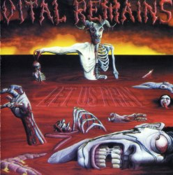 VITAL REMAINS - Let us pray CD Death Metal