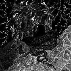 LATANU - Čorny Manalit Digi-CD Black Metal