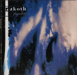 RAKOTH - Planetshift CD Avantgarde Metal