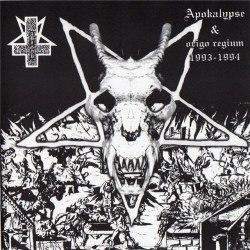 ABIGOR - Apokalypse & Origo Regium 1993-1994 CD Black Metal