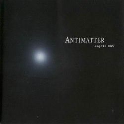 ANTIMATTER - Lights Out CD Dark Rock