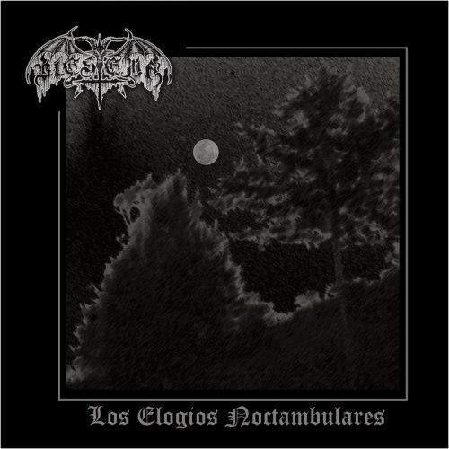 BLESTEMA - Los elogios noctambulares CD Black Metal