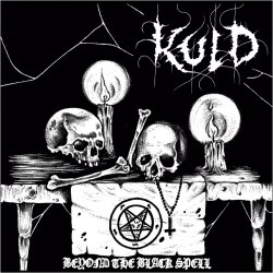 KULD - Beyond the Black Spell CD Black Metal