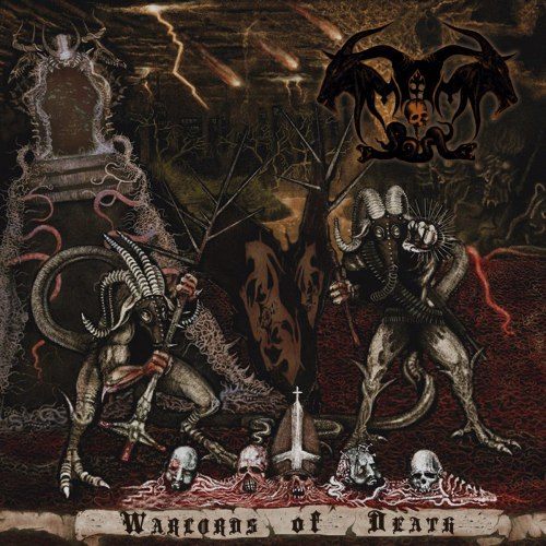 IMPALER OF PEST - Warlords Of Death CD Black Metal