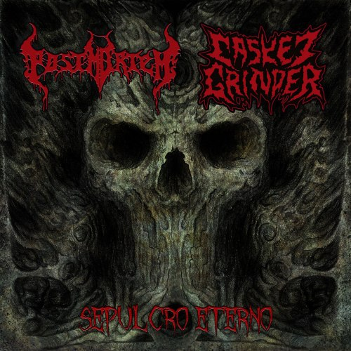 POSTMORTEM / CASKET GRINDER - Sepulcro eterno CD Death Metal
