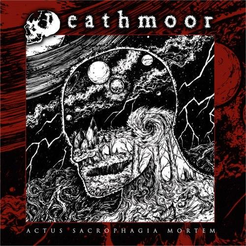DEATHMOOR - Actus Sacrophagia Mortem CD Black Metal