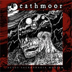 DEATHMOOR - Actus Sacrophagia Mortem CD Black Metal