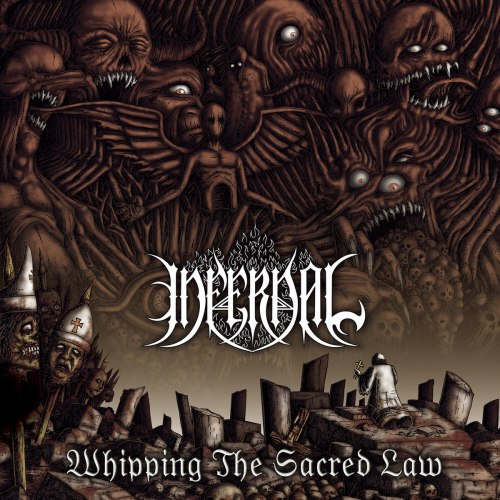 INFERNAL - Whipping the Sacred Law CD Black Metal