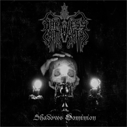 DARKNESS ALMIGHTY - Shadows Dominion CD Black Metal