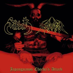 SABBAT / LUCERA - Japanguanos Chocha's Attack CD Blackened Thrash Metal